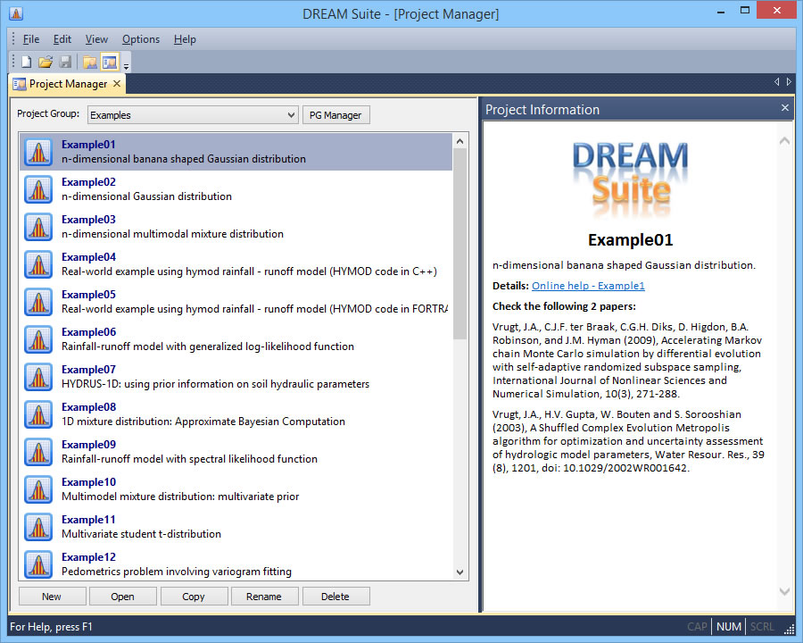 PC-PROGRESS - DREAM Suite
