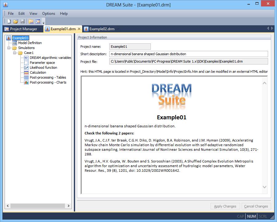 DREAM Suite 1